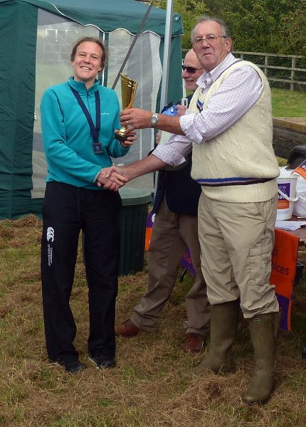 Rachel Lindley, 2016 Grantchester Charity 10k Winner